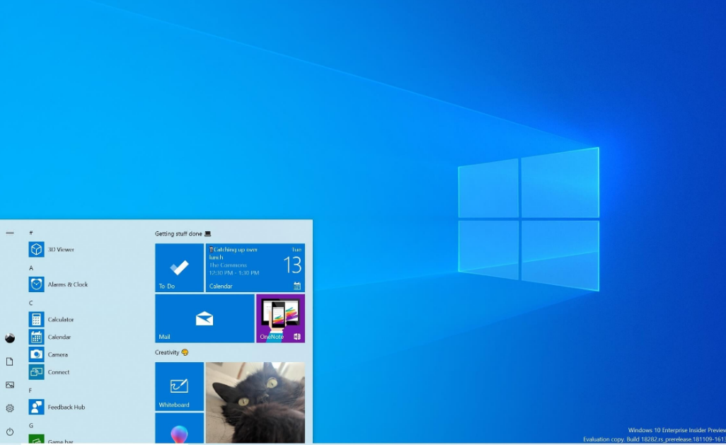 android windows 10 applications