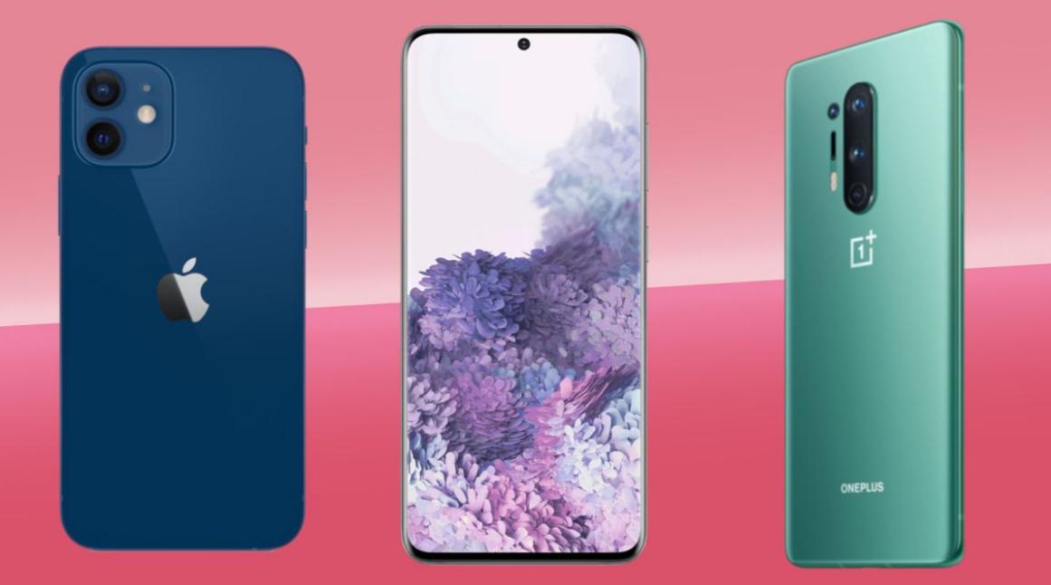 smartphones france 2020