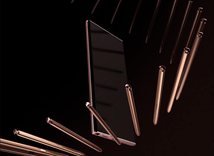 Galaxy Note 20 Spen