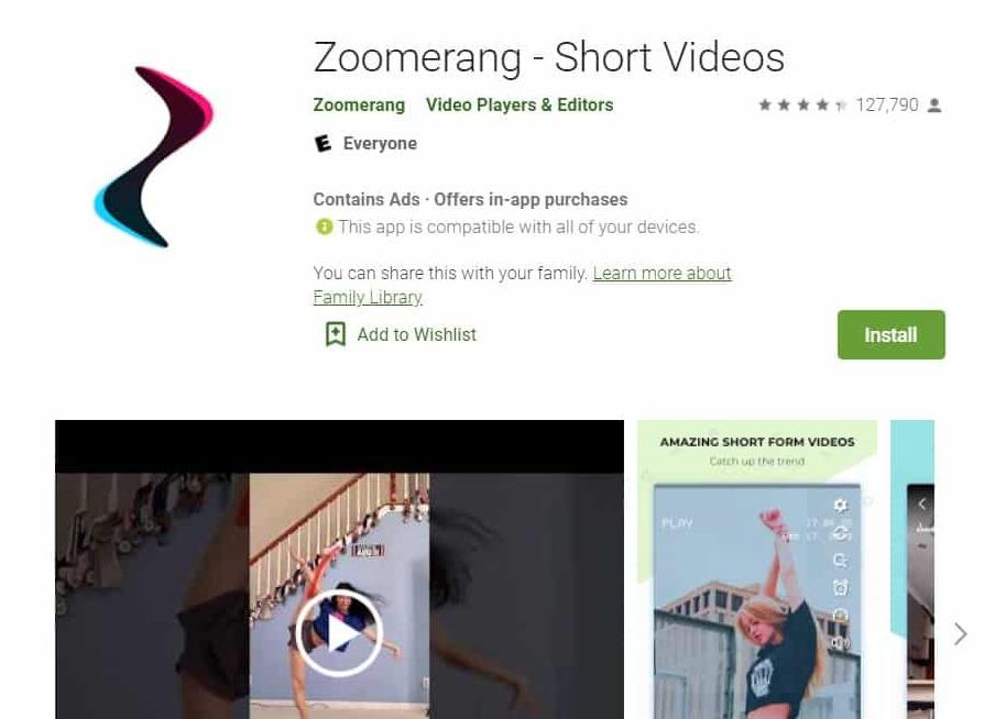 app zoomerang